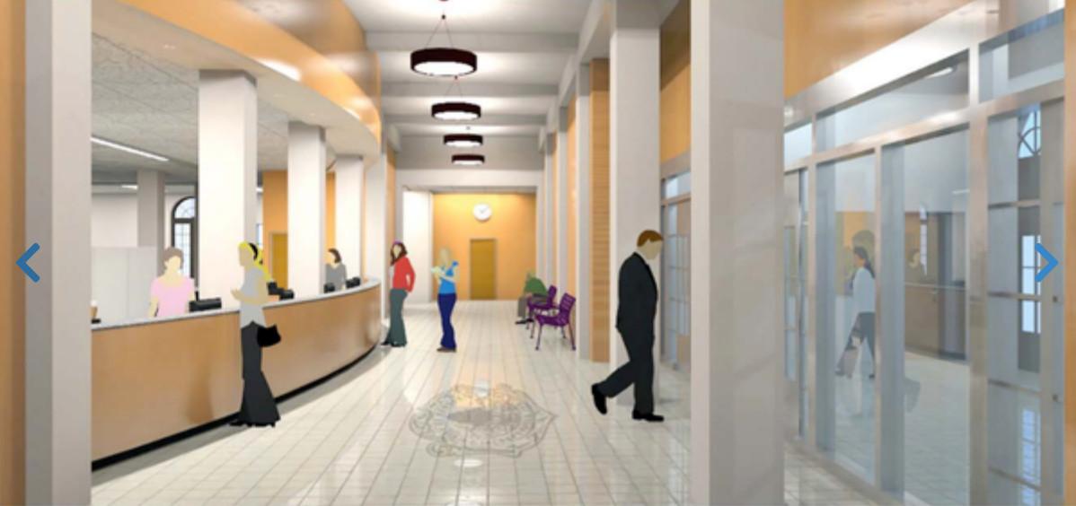 Bangor City Hall Renovation