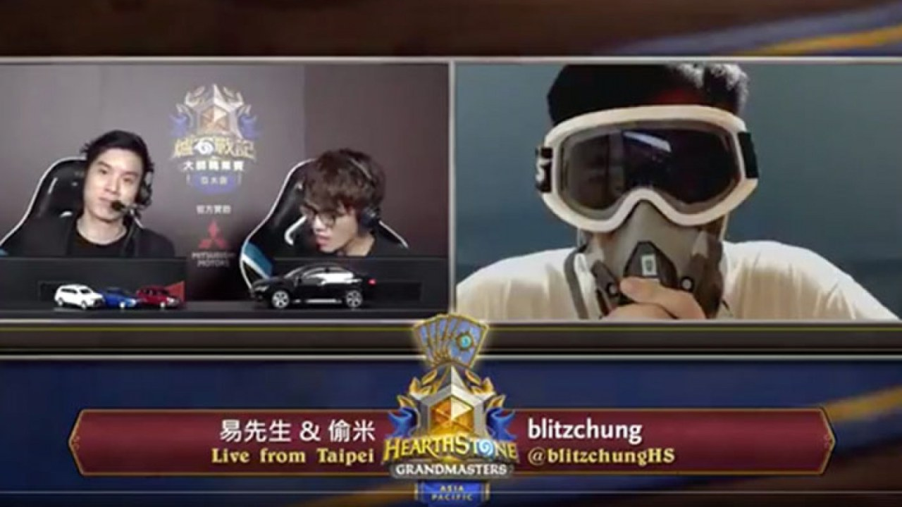 Blizzard slaps down Hearthstone player over support for Hong Kongprotests